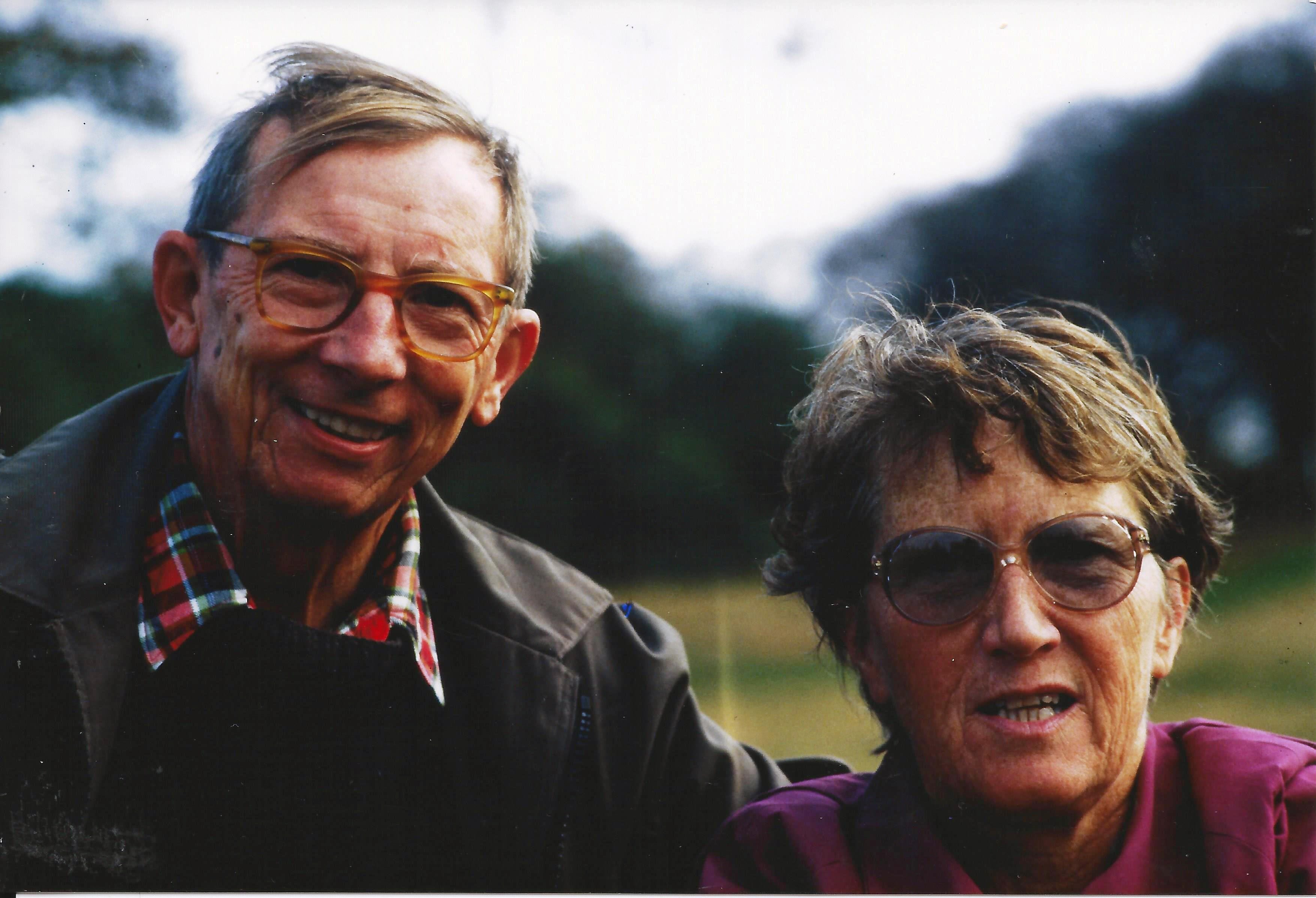 Tom and Ruby Wilcock